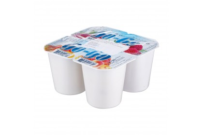 Go-Go Yoghurt - Fruit 125g