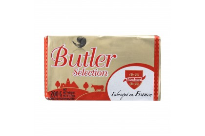 Butler Selection Salted Butter Blend Pat 200g