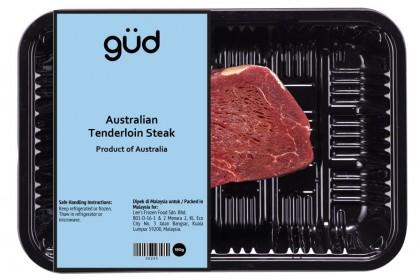 Australian Tenderloin Steak 180g (Chilled)