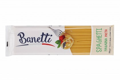 Banetti Spaghetti 500g