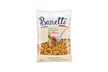 Banetti Macaroni (Big Elbows) 500g