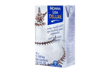 Monna Lisa Deluxe Topping Cream 1l